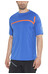 Cube Motion Rundhalstrikot kurzarm Herren blue'n'orange